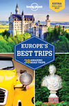 Lonely Planet - Europe's Best Trips reiseguide - 9781786573261