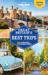 Lonely Planet - Great Britain's Best Trips reiseguide - 9781786573278