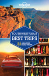 Lonely Planet - reiseguider - Southwest USA's Best Trips - Reiseguide - 9781786573452