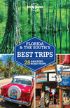 Lonely Planet - Florida & the South's Best Trips reiseguide - 9781786573469
