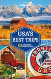 Lonely Planet - USA's Best Trips - 9781786573599