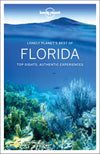 Lonely Planet - Best of Florida reiseguide - 9781786573643