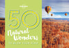 Lonely Planet - 50 Natural Wonders To Blow Your Mind gavebok - 9781786574060