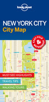 Lonely Planet - New York City Map - 9781786574145