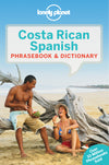 Lonely Planet - Costa Rican Spanish Phrasebook & Dictionary ordbok - 9781786574176