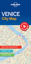 Lonely Planet - Venice City Map - 9781786575005