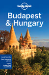 Lonely Planet - Budapest & Hungary 8 reiseguide - 9781786575425