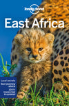 Lonely Planet - East Africa 11 reiseguide - 9781786575746