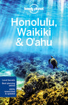 Lonely Planet - Honolulu Waikiki & Oahu reiseguide - 9781786577078