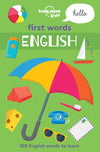 Lonely Planet - First Words English 1 språkbok - 9781786577375