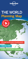 Lonely Planet - The World Planning Map - 9781786579119