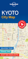 Lonely Planet - Kyoto City Map - 9781786579126