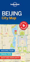 Lonely Planet - Beijing City Map bykart - 9781786579157
