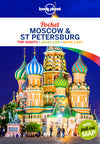 Lonely Planet - Pocket Moscow & St Petersburg - 9781787011236
