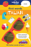 Lonely Planet - First Words Italian 1 språkbok - 9781787012677