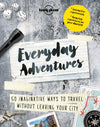 Lonely Planet - Everyday Adventures gavebok - 9781787013582