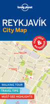 Lonely Planet - Reykjavik City Map - 9781787014466