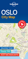 Lonely Planet - Oslo City Map - 9781787014497