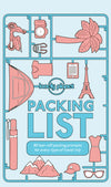 Lonely Planet - Packing List - 9781787017269