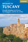 Cicerone - Tuscany walking guide - Vandreguide