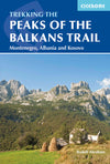 Cicerone Trekking the Peaks of The Balkans Trail vandreguide