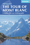 Cicerone Trekking The Tour of Mont Blanc vandreguide