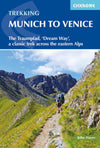 Cicerone - Munich to Venice trekking guide - Vandreguide