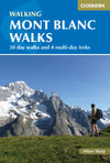 Cicerone - Mont Blanc 50 walks & 4 short t - Vandreguide