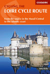 Cicerone Cycling the Loire Cycle Route vandreguide