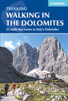 Cicerone Walking in the Dolomites vandreguide
