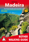Rother guides - Madeira walking guide - Vandreguide