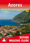 Rother guides - Azores walking guide - Vandreguide