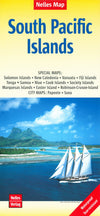 Nelles Maps - South Pacific Salomon-Cal-Vanuatu-Fiji - Reisekart