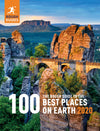 Rough Guides 100 Best Places On Earth 2020 gavebok