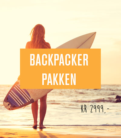 Backpackerpakken Chillout
