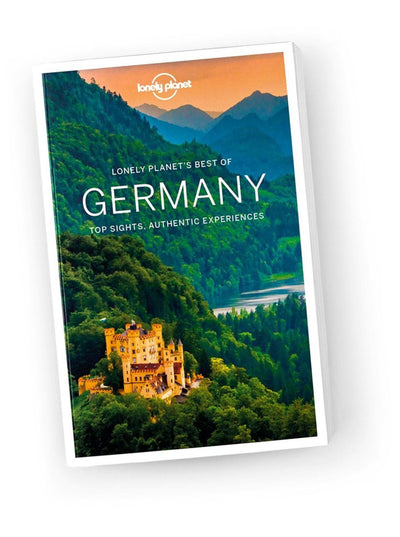 Lonely Planet Best of Germany - 9781786573902 Tyskland