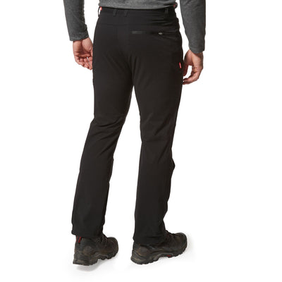 Craghoppers Nosilife Pro Trousers Black - Long bak