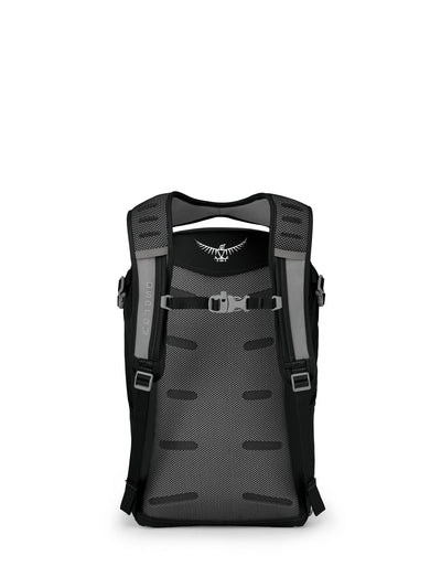 Osprey Daylite Travel Backpack ryggsek - Black bæresystem