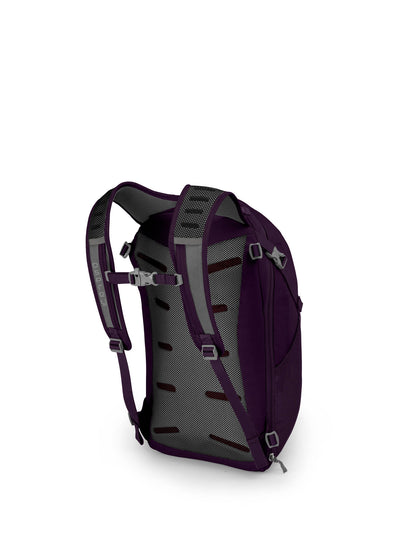Osprey Daylite Travel Backpack ryggsek - Amulet Purple siden
