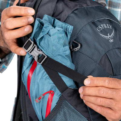 Osprey Daylite Travel Backpack ryggsek stropp detalj