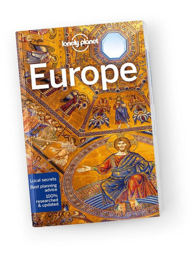 Lonely Planet Europa 9781787013711