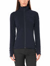 Descender LS Zip Dame