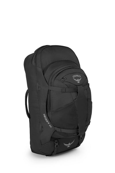 Osprey Farpoint 55 Volcanic Grey reisesekk for backpacking