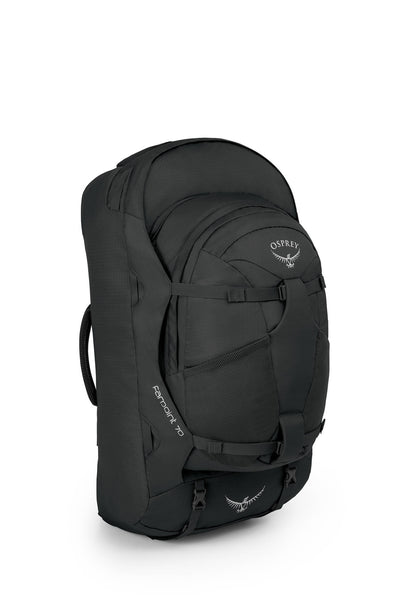 Osprey Farpoint 70 Volcanic Grey backpacking reisesekk