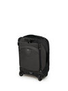 Osprey Rolling Transporter Carry-On 38 - Black stående