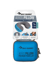 Sea To Summit Aeros Premium Travel Pillow Blue salgspakke