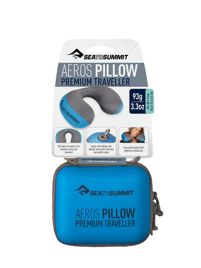 Aeros Premium Travel Pillow