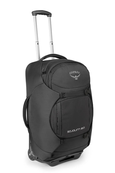 Osprey Sojourn 60 Flash Black trillesekk