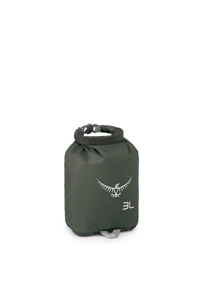 Osprey Ultralight DrySack 3L Shdow Grey pakkepose
