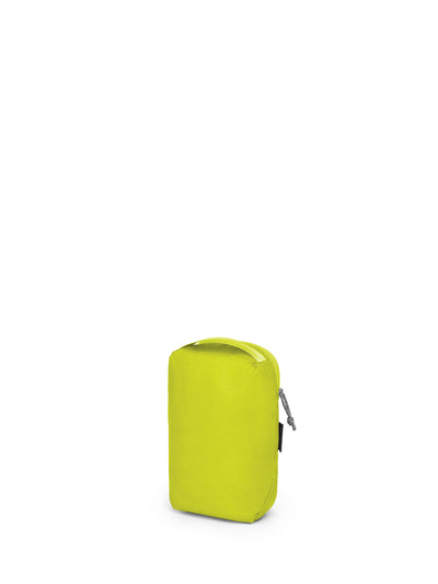 Ultralight Packing Cube Small Electric Lime baksiden